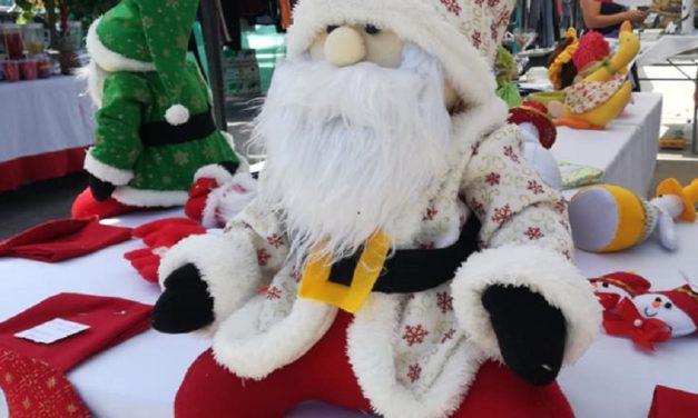 Ferias Navideñas se toman Machalí