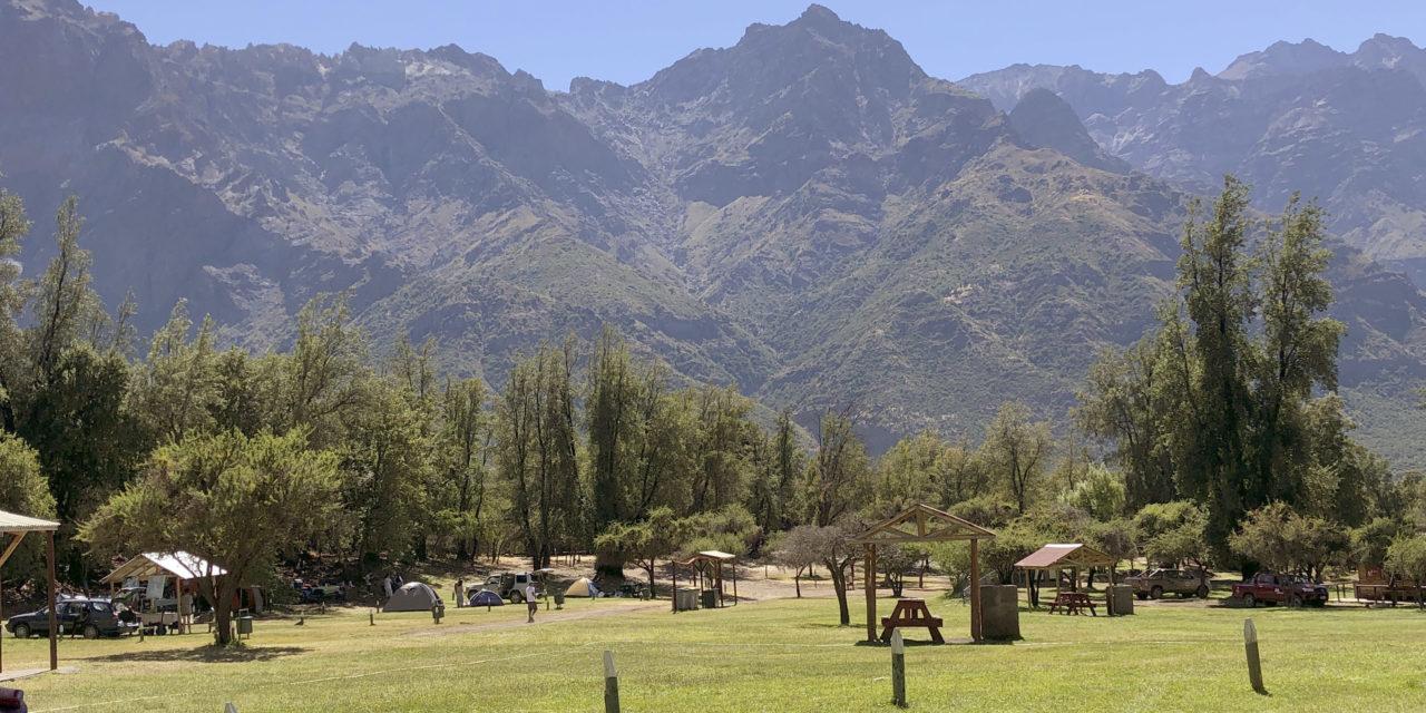 Reserva Nacional Río de los Cipreses estará cerrada durante el día 1 de enero