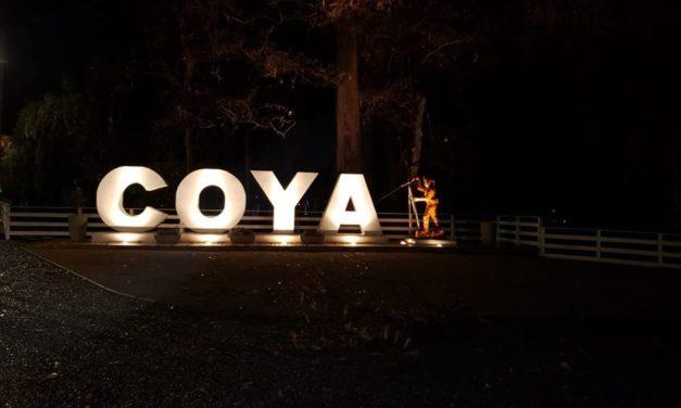Con festival de verano Coya se prepara para recibir turistas