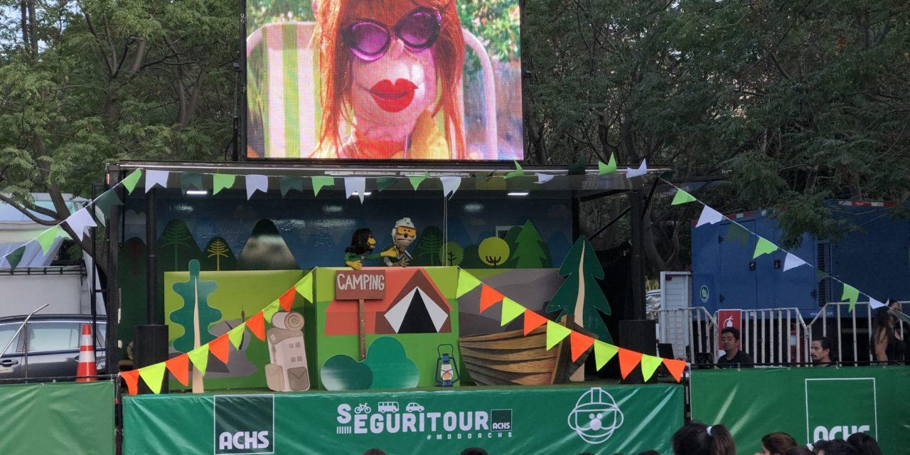 """""""Seguritour"""" llega a Machalí este domingo"""