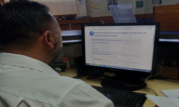 Llaman a consultar el Registro de Inhabilidades para Trabajar con Menores