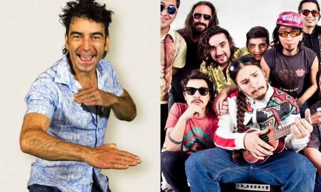 Jorge Alis y Santaferia estarán este finde en el Festival de Machalí 2020