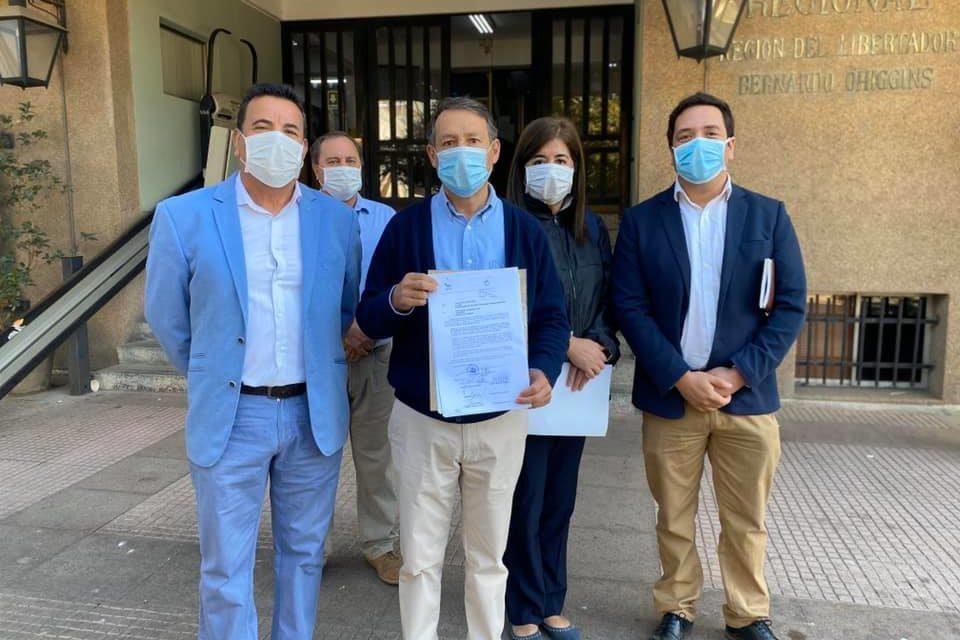 Autoridades comunales piden al intendente cordón sanitario para Machalí