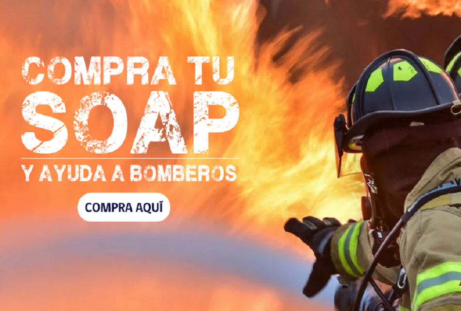 Invitan a contratar el SOAP en Bomberos