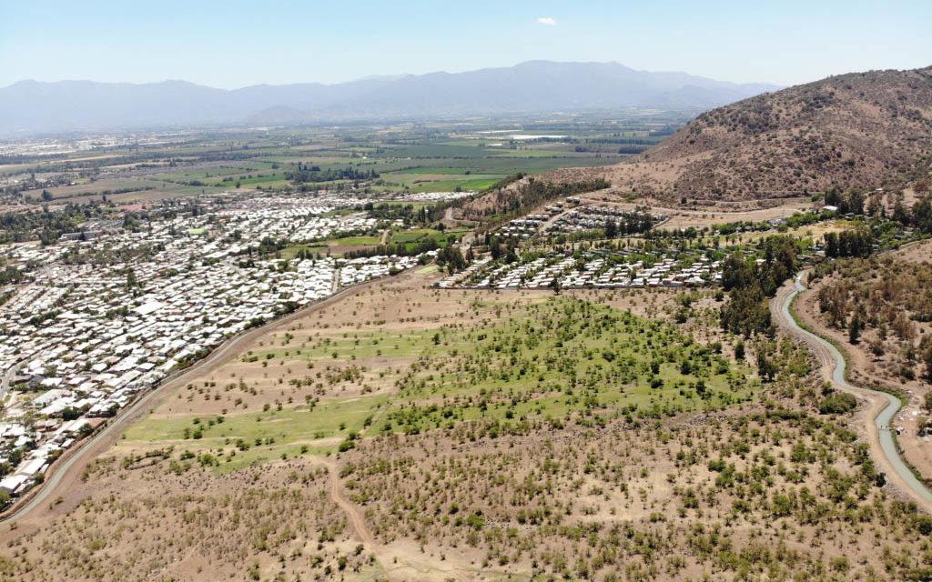 Lanzan sitio web informativo sobre el Plan Urbano Habitacional de Machalí