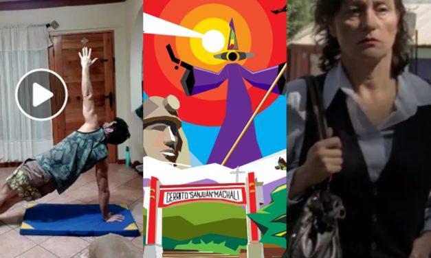 Contenidos de Machalí para ver y hacer en cuarentena