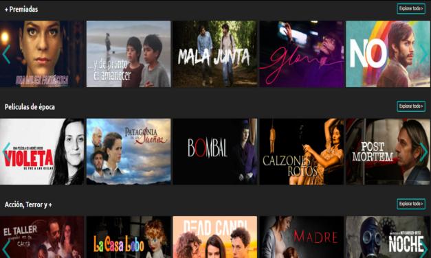La plataforma que permite ver cine chileno gratis