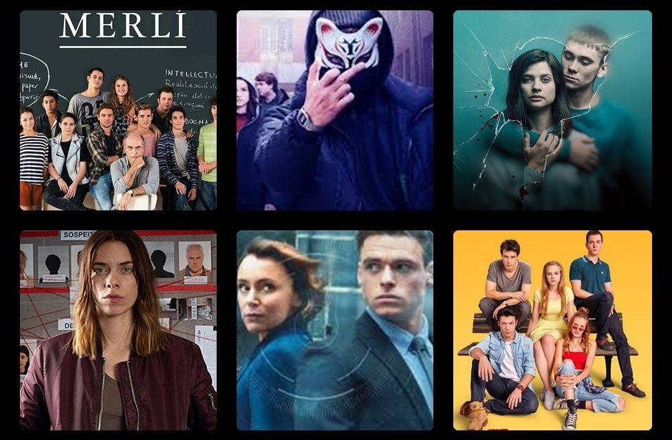 33 series cortas para ver en Netflix