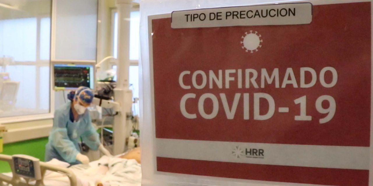 Región de O'Higgins supera los 10 mil casos de coronavirus
