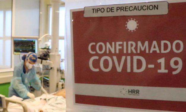 Covid-19 en O´Higgins: 9 fallecidos y 75 nuevos casos y no hubo anuncios para la región