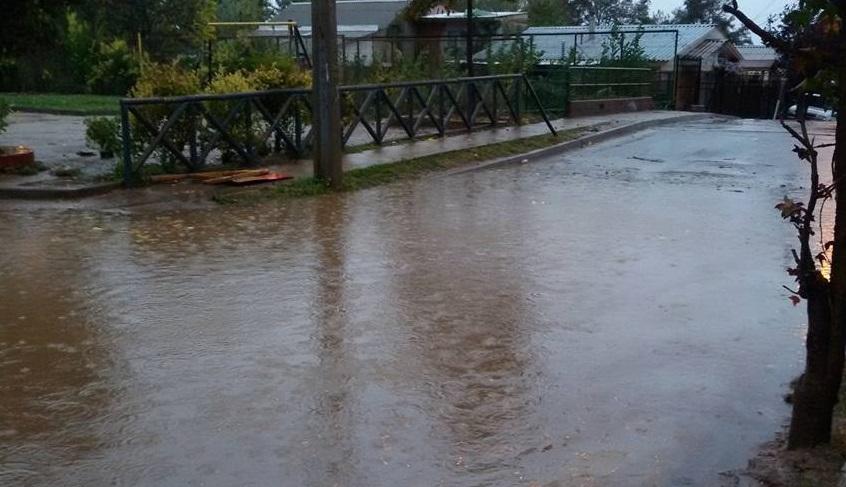 Pronostican fuerte lluvia en poco tiempo para este lunes