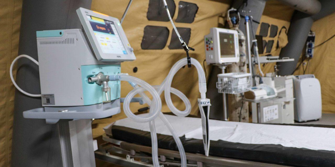 Llegan ventiladores mecánicos y equipamiento para camas UCI y UTI a O'Higgins