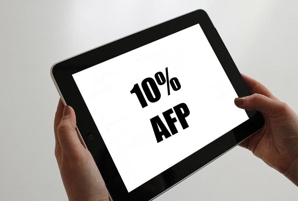 Desde el jueves se podrá solicitar el retiro del 10% de las AFP