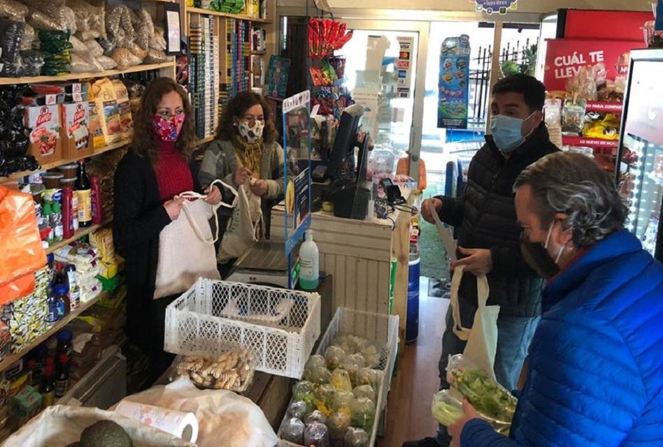 Desde el 3 de agosto se prohíbe la entrega de bolsas plásticas en el pequeño comercio