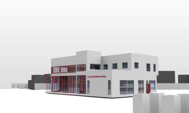 Aprueban recursos para la construcción del cuartel de la Tercera Compañía de Bomberos de Machalí