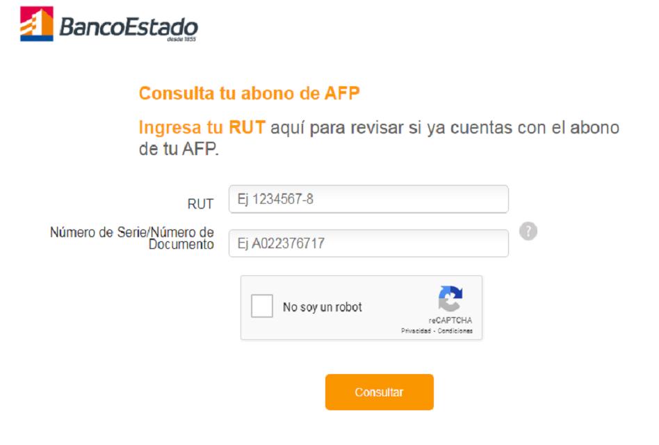 ¿Tienes cuenta RUT?: Revisa el estado de pago de tu 10% de la AFP