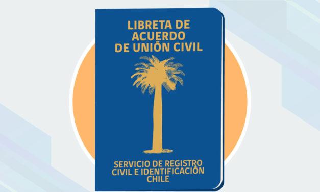 Desde 2015 el Registro Civil ha realizado 1.587 Acuerdos de Unión Civil en O'Higgins