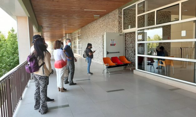 Hospital Regional reinicia periodo de visitas para pacientes sin COVID-19
