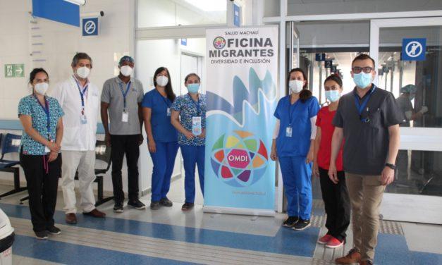 Oficina de Salud de Migrantes será inaugurada en Cesfam de Machalí