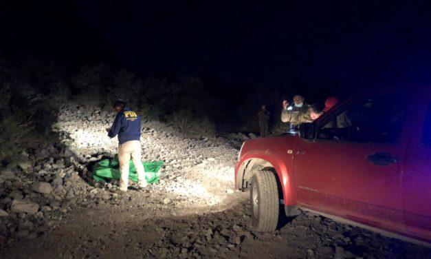 Arriero muere en la precordillera de Machali