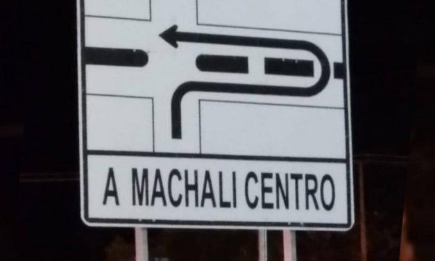 Conductores molestos por señalética de nueva conexión de República de Chile con Escrivá de Balaguer