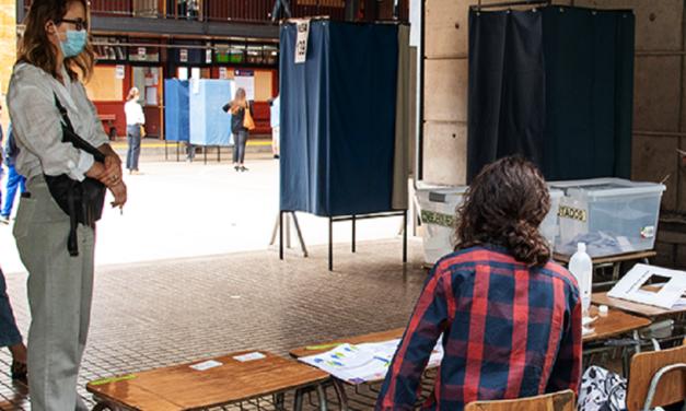 Elecciones serán el 15 y 16 de mayo
