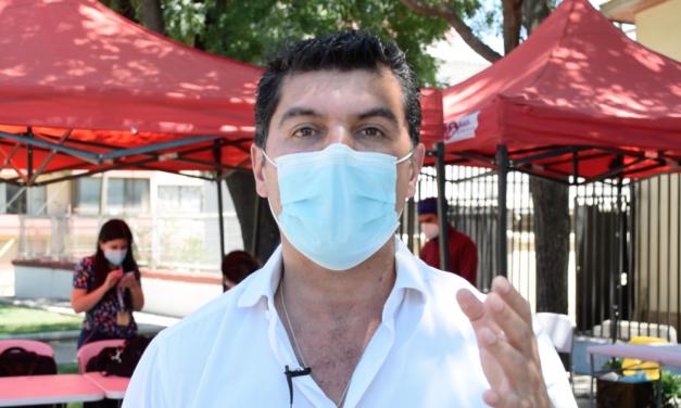 Seremi de Salud llama a la ciudadanía a asistir a centros de salud antes de 24 horas al momento de presentar síntomas de Covid-19
