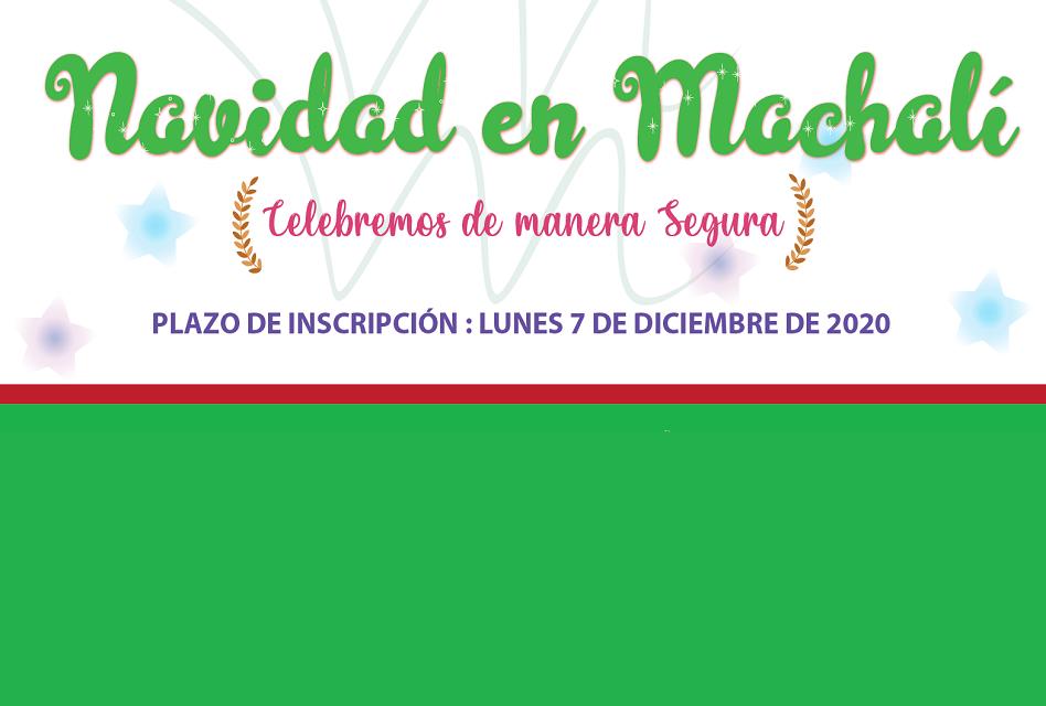 Machalí organiza Ferias Navideñas para apoyar comercio local