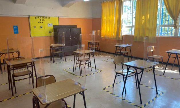 Presentan Plan Retorno Seguro a Clases en Machali