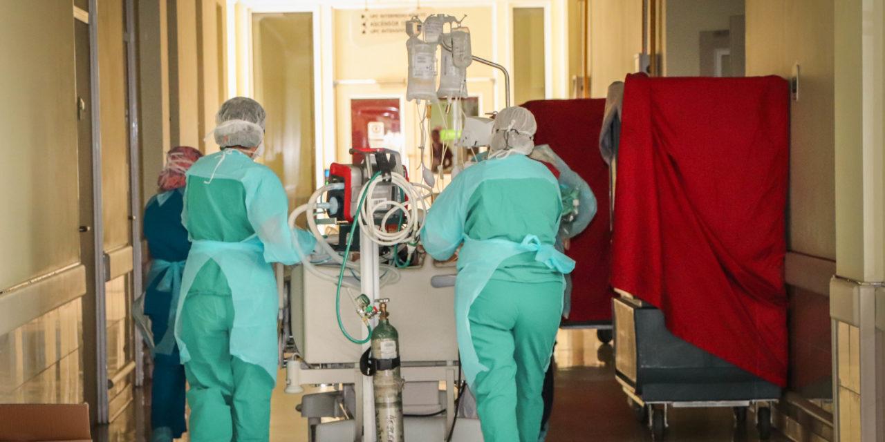 416 nuevos casos en O´Higgins: La cifra más alta desde que comenzó la pandemia