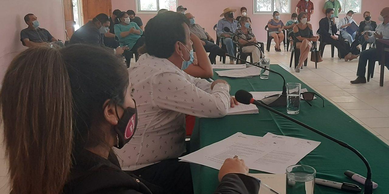 Nuevamente, municipio posterga el concejo de hoy