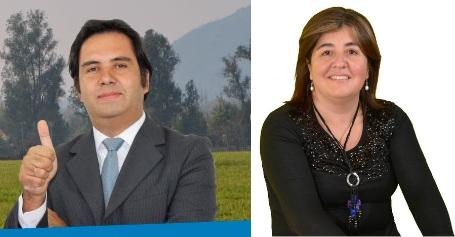 Servel rechaza candidaturas a Alcalde de Juan Carlos Abud y Doris Valdivia