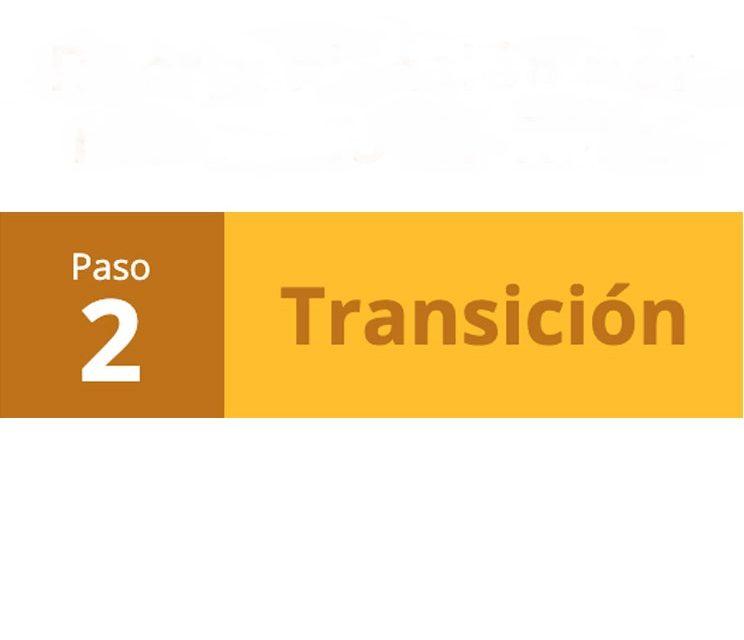 Lo que se puede hacer y no en fase 2 de Transición