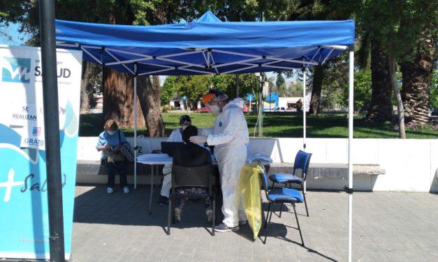 Salud Machalí ha realizado más de 3800 exámenes PCR a través de la Búsqueda Activa de casos Covid-19