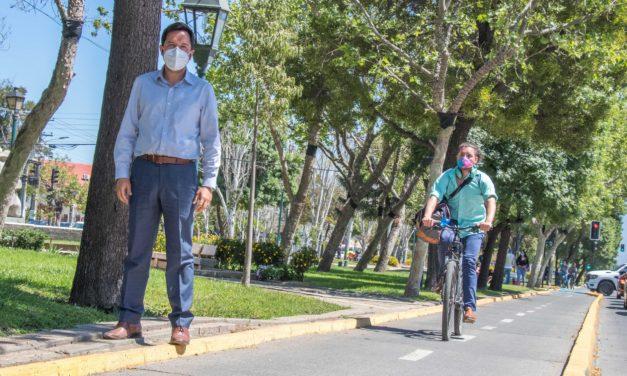 Minvu trabaja en diseño de nueva red de ciclovía en Machalí