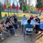 Vecinos de Barrio Santa Teresa culminan diagnóstico de necesidades de su sector