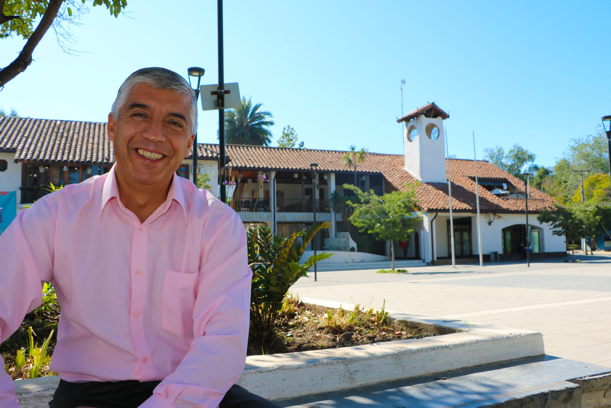 Conoce al Candidato a Concejal por Machali Carlos Zeballos