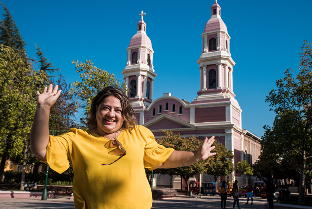 Conoce a la Candidata a Constituyente Carolina Fernández