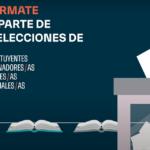 Así serán los votos para las elecciones de este 15 y 16 de mayo