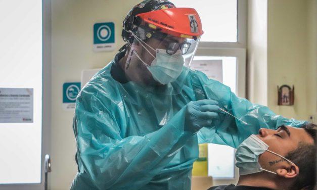 Revisa dónde estarán tomando test PCR en Machali