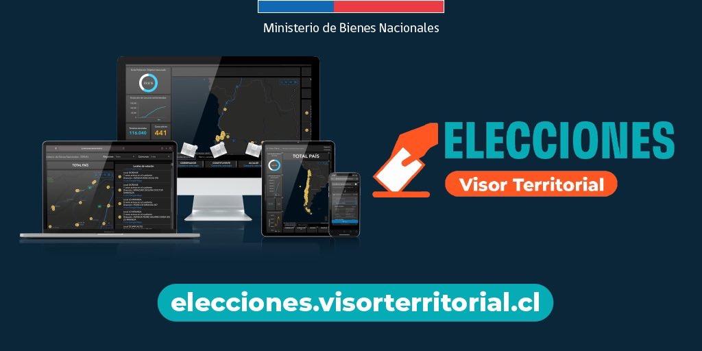 Presentan visor de elecciones para fomentar la participación ciudadana este 15 y 16 de mayo