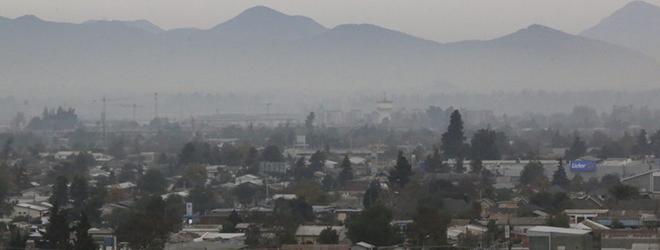 Calidad del Aire no mejora: Declaran tercera Alerta Ambiental del año para este lunes