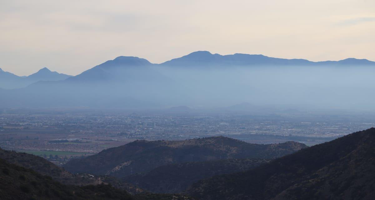 Declaran Alerta Ambiental para este viernes en Machali, Rancagua y comunas de la zona saturada de O´Higgins