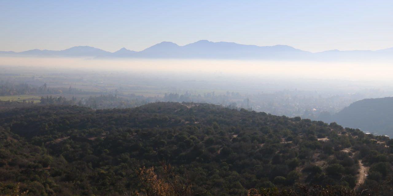 Mala calidad del aire lleva a autoridades a declarar una nueva Alerta Ambiental para este lunes