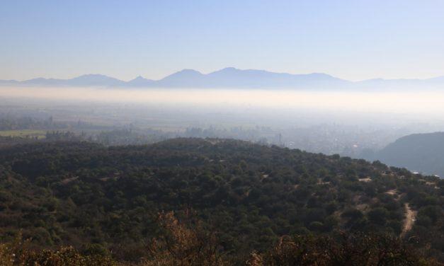 Mala calidad del aire lleva a autoridades a declarar una nueva Alerta Ambiental para este viernes