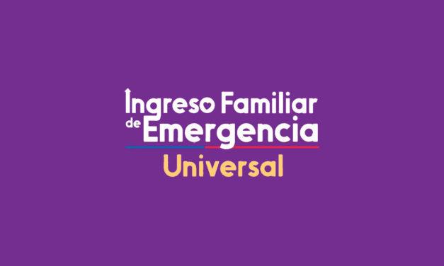 Comienza el pago del IFE Universal