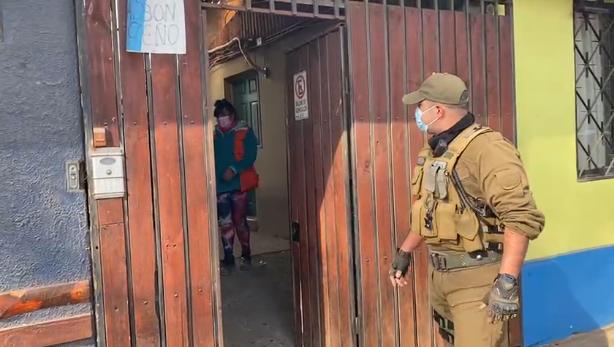 Detienen a 15 personas en el «Rancho Carrera» de Machali por infringir cuarentena