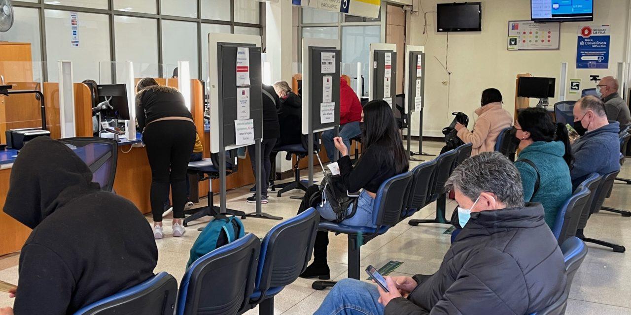 Registro Civil habilita agendamiento en linea para sacar el carnet de identidad