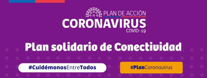 Plan Solidario de Conectividad: Conoce cómo acceder a 3 meses de Internet y telefonía gratis
