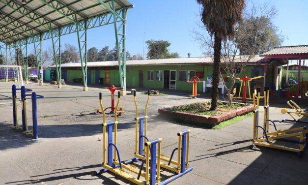 Enviarán al CORE proyecto de diseño para ampliación y remodelación de Colegio Artístico Santa Teresa de Machalí